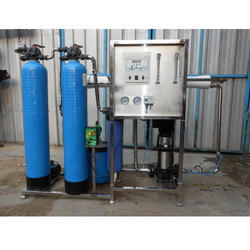 Industrial Semi-Automatic Reverse Osmosis Plant
