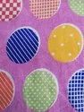 Cotton Bed Sheet Fabric Colour