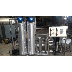 1000 LPH Stainless Steel Reverse Osmosis Plants