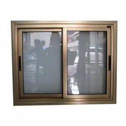 Modern White Aluminium Domal Window