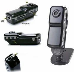 Black Mini Spy Pocket Button Camera