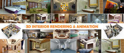 3D Interior Designing Service