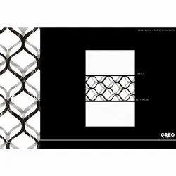 Pacifica Black 300x450 Mm Oreo Series Ceramic Wall Tile