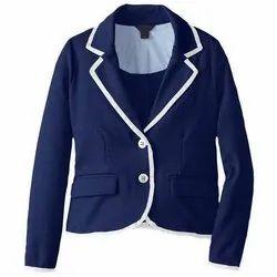 Kalikund Kids School Cotton Blazer