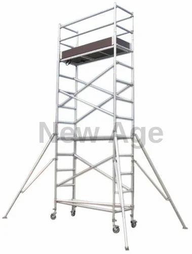 Narrow Aluminum Scaffolding System