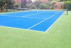 Tennis Courts Flooring Service