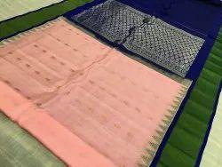 Gadwal Pattu Silk Saree