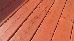 Opaque Solid Color for Wood