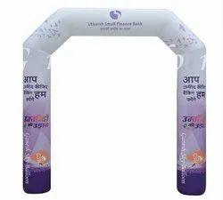 Utkarsh Bank Inflatable Arch