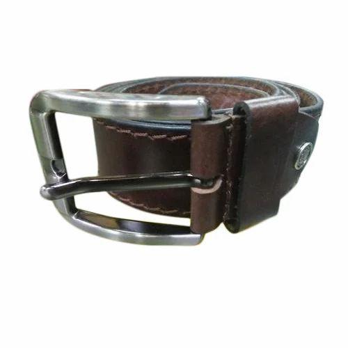 b845207b6 Black Leather Belt