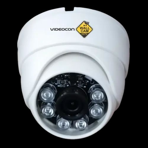 2 MP Day & Night Videocon CCTV Dome Camera for Indoor