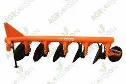 Agrovision Disc Plough (Tubular Frame) - 5 Botton, Model Name/Number: A-dptf5