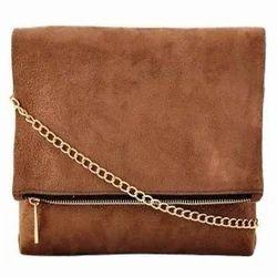 Tan Sling Bag