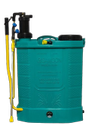 Sprayer Machine Dual Battery And Electric Operated