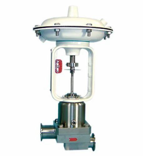 Baumann 84000 Sanitary Control Valve - Emerson, Pune | ID