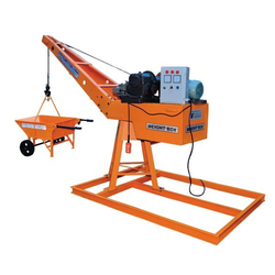 Heavy Duty Building Material Lifting Machine