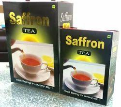 Saffron Assam Tea