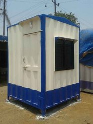 Portable Security Office Cabin