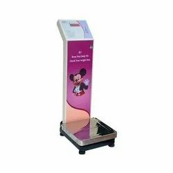 Coin Operated Weighing Scale