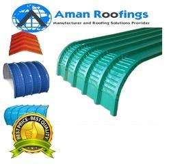 Crimped Roofing Sheet