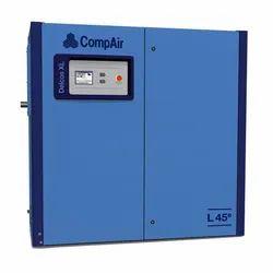 CompAir L45e Lubricated Rotary Screw Compressor