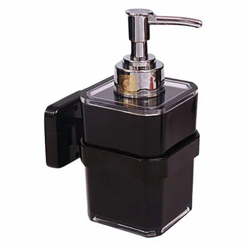 Beau Acrylic Soap Dispenser