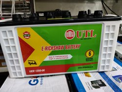 Utl e rickshaw battery