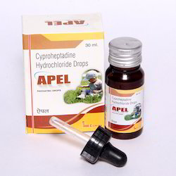 Cyproheptadine Hydrochloride Drops