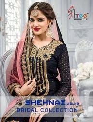 Embroidery Plazzo Salwar Suit