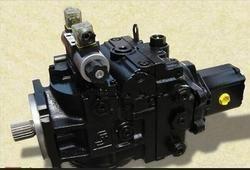 Pv90r55 Hydraulic Pump Service