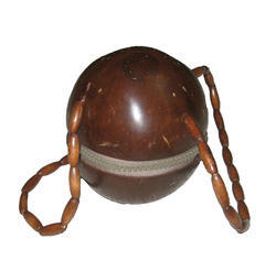 Coconut Shell Purse