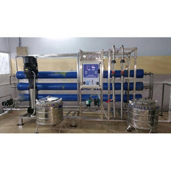 6000 LPH Industrial Reverse Osmosis Plant