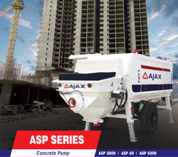 Ajax Concrete Pumps