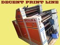 Non Woven Double Colour Printing Machine