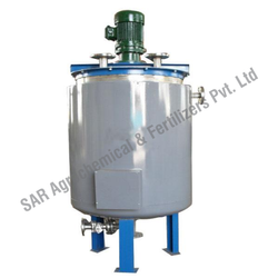 Stirrer with Tank