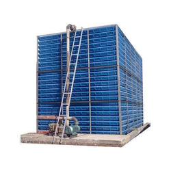 Three Phase Natural Draft Cooling Tower