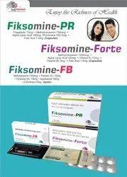Pregabalin 75mg  Methylcobalamin 750mcg  Alpha lipoic acid 100mg  Pyridoxine 3mg  Folic acid 1.5