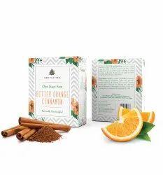 Aro Vatika Best Quality Bitter Orange Cinnamon Clear Sugar Soap 100g