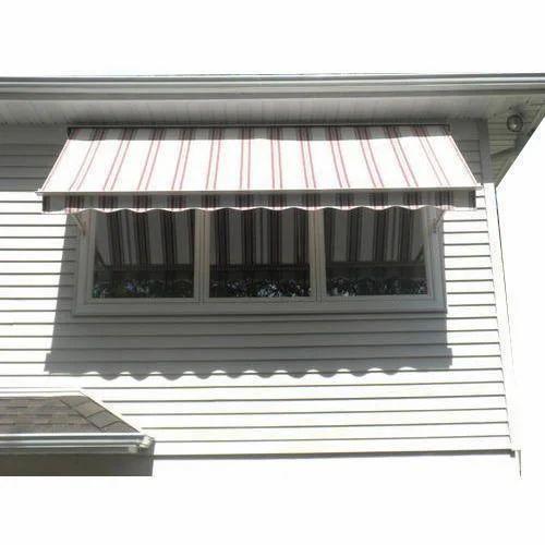 Fixed Window Awnings