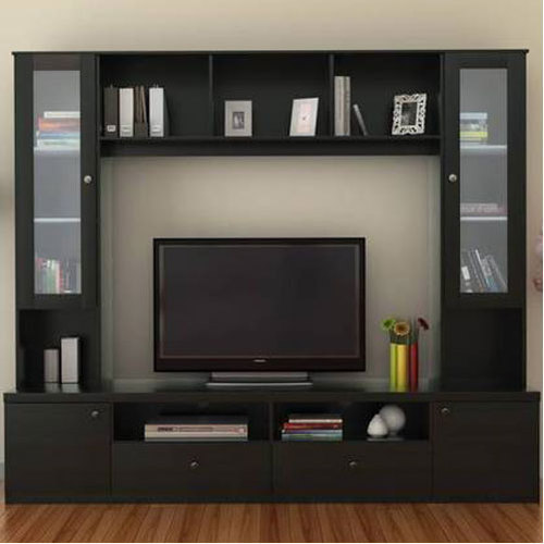 Modern Bedroom Tv Unit Rs 1300 Square Feet Kitchenette Beyond
