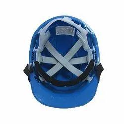 Blue Safety Helmet