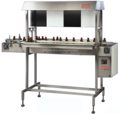 Visual Inspection Table System
