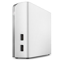 Seagate Backup Plus Hub for Mac & Window 4TB External Hard Drive