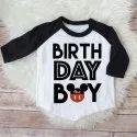 Kids Birthday T-Shirt
