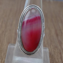 ONYX GEMSTONE 925 STERLING SILVER WHOLESALE PRICE JEWELRY RING WR-2005