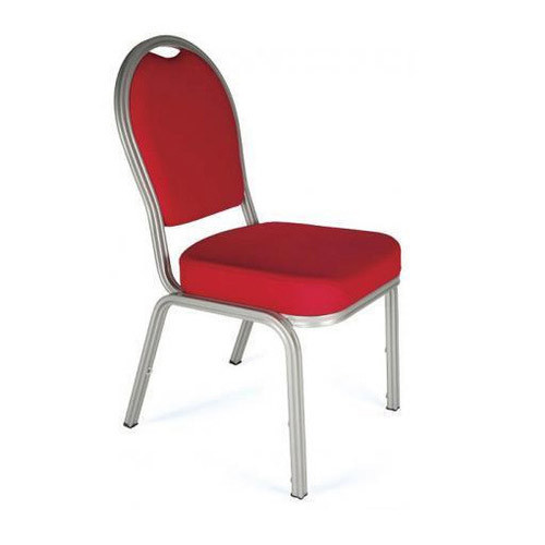 Stainless Steel Frame Banquet Chair