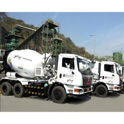 Godrej Xtra TUFF High Strength Ready Mix Concrete