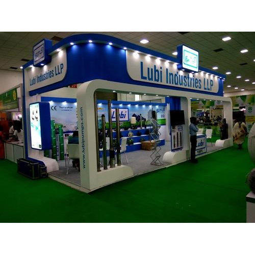 Exhibition Stall Manufacturer In Gujarat : D exhibition stall designing service in ambawadi ahmedabad