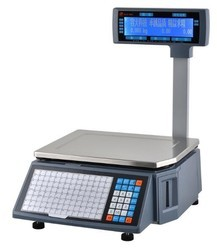 Label Printing Electronic Digital Weighing Scales
