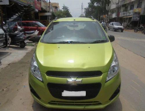 Green Chevrolet Beat Ls Petrol Used Car Rs 325000 Piece Id